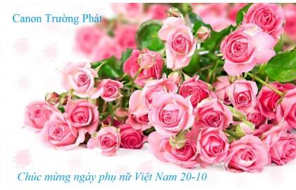 Chúc mừng ngày phụ nữ Việt Nam 20 -10